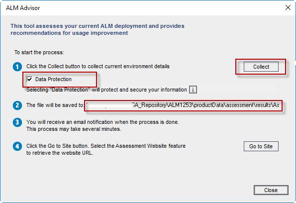 ALM Advisor – доступный online пользователям ALM-инструмент для оценки планируемого или существующего рабочего окружения - 5