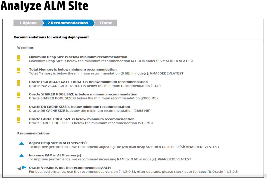 ALM Advisor – доступный online пользователям ALM-инструмент для оценки планируемого или существующего рабочего окружения - 7