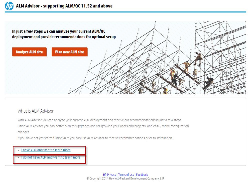 ALM Advisor – доступный online пользователям ALM-инструмент для оценки планируемого или существующего рабочего окружения - 8