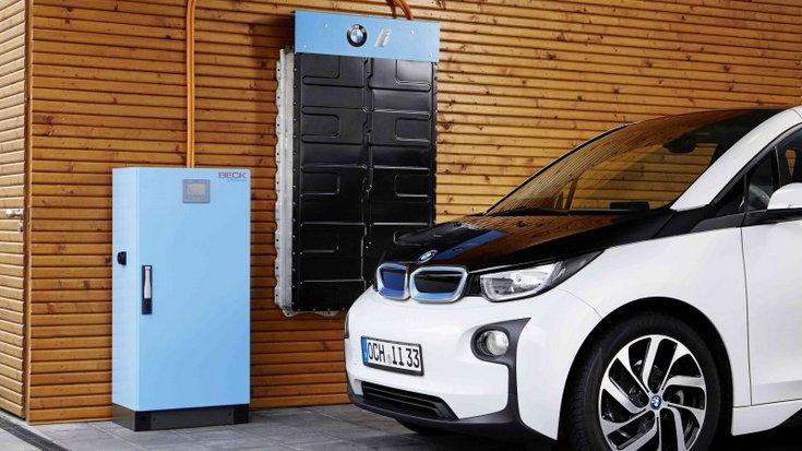 BMW представила домашние аккумуляторы ёмкостью 22 и 33 кВт·ч