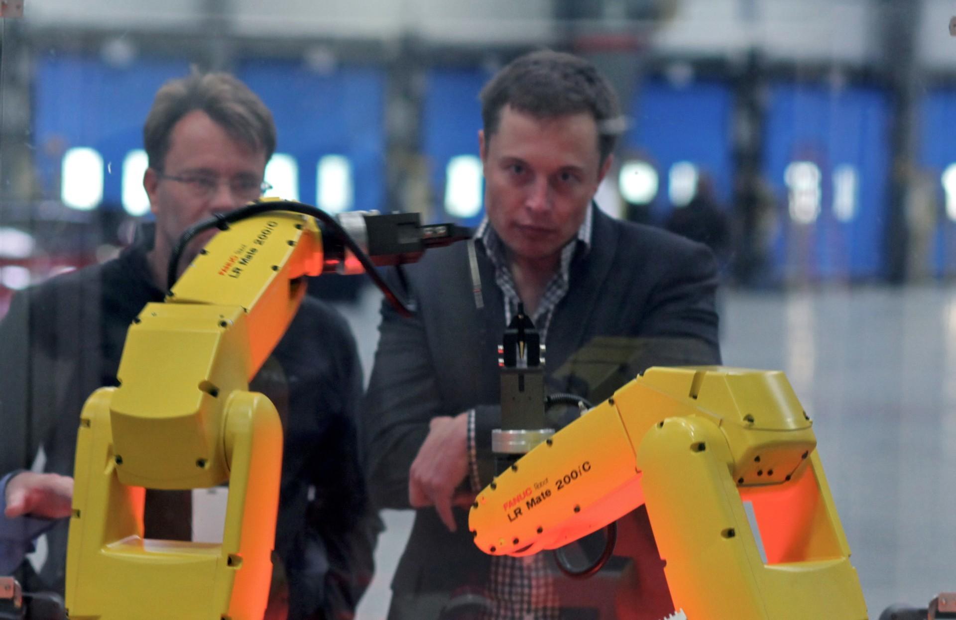 Илон Маск предложил объединить Tesla и SolarCity - 3