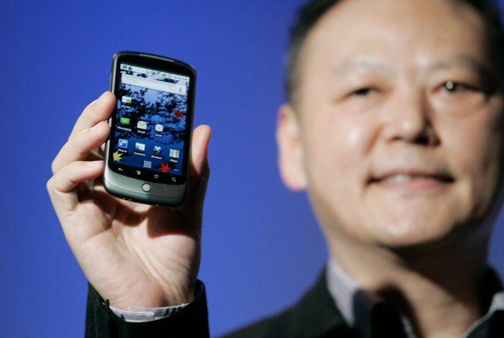 Основатель HTC уходит из компании