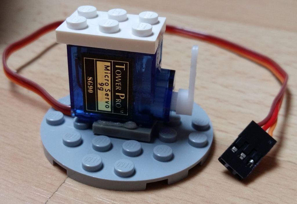 Женим Ардуино с Лего и строим первобота - 3