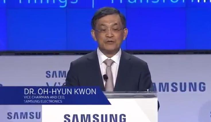 Samsung подтверждает приверженность передовым направлениям развития