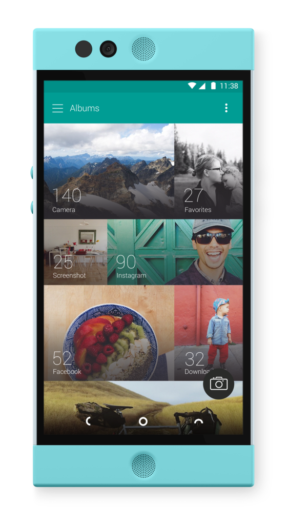 «Облачный» смартфон Nextbit Robin подешевел на $100