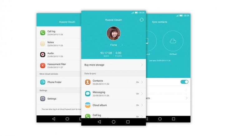 Оболочка EmotionUI 5.0 дебютирует в новом флагмане линейки Huawei Mate