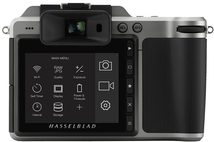 Цена Hasselblad X1D без объективов — 7900 евро
