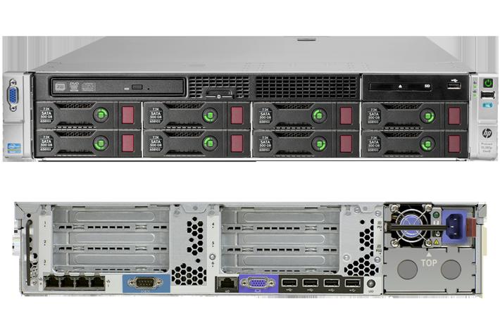 Самые популярные модели refurbished-серверов - 15