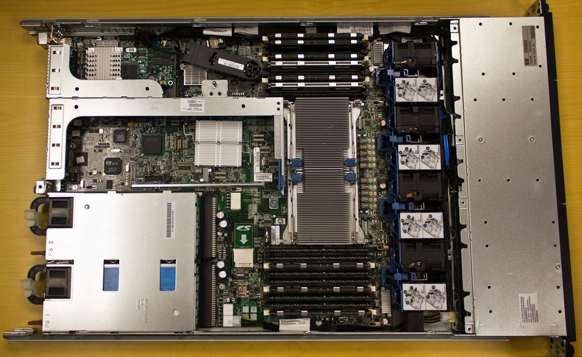 Самые популярные модели refurbished-серверов - 17