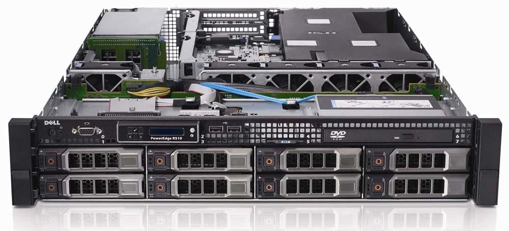 Самые популярные модели refurbished-серверов - 6