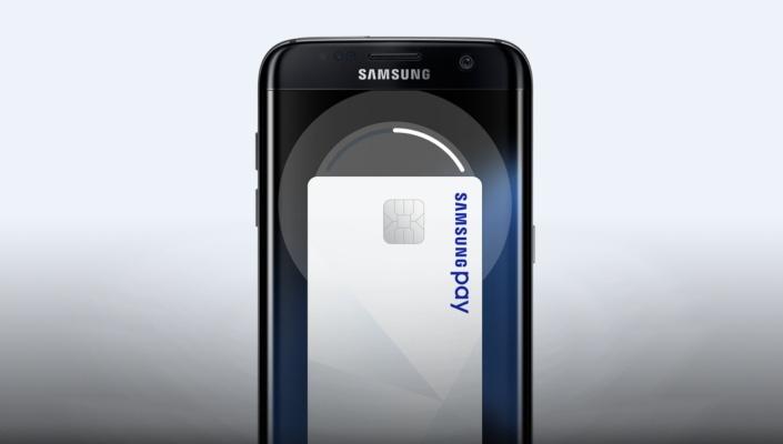 Samsung хвастает успехами сервиса Samsung Pay