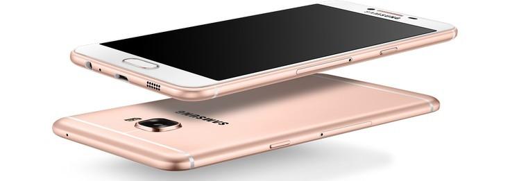 Смартфоны Samsung Galaxy C5 и Galaxy C7 поступят в продажу в США