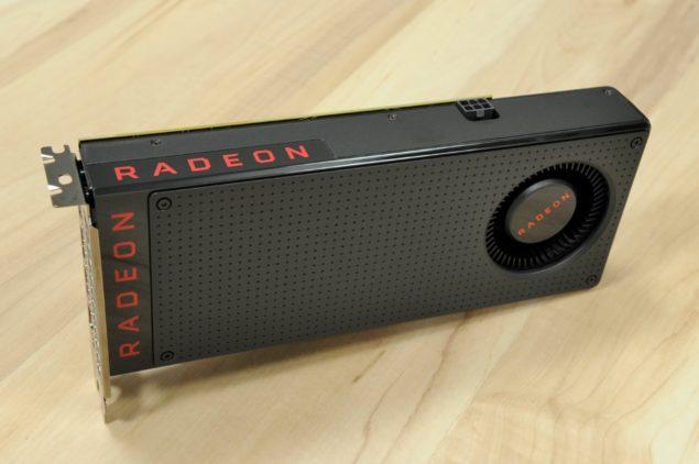 Видеокарты AMD Radeon RX 460 и RX 470 будут стоить от $100 до $180