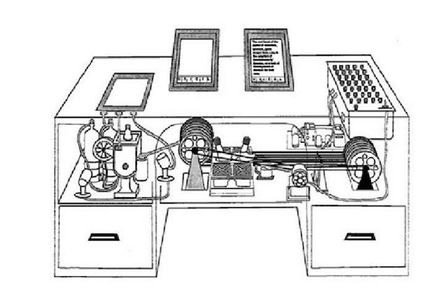 Ванневар Буш — блестящий инженер-приборист - 12