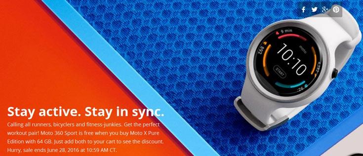 Смартфон Moto X Pure Edition с 64 ГБ стоит $400