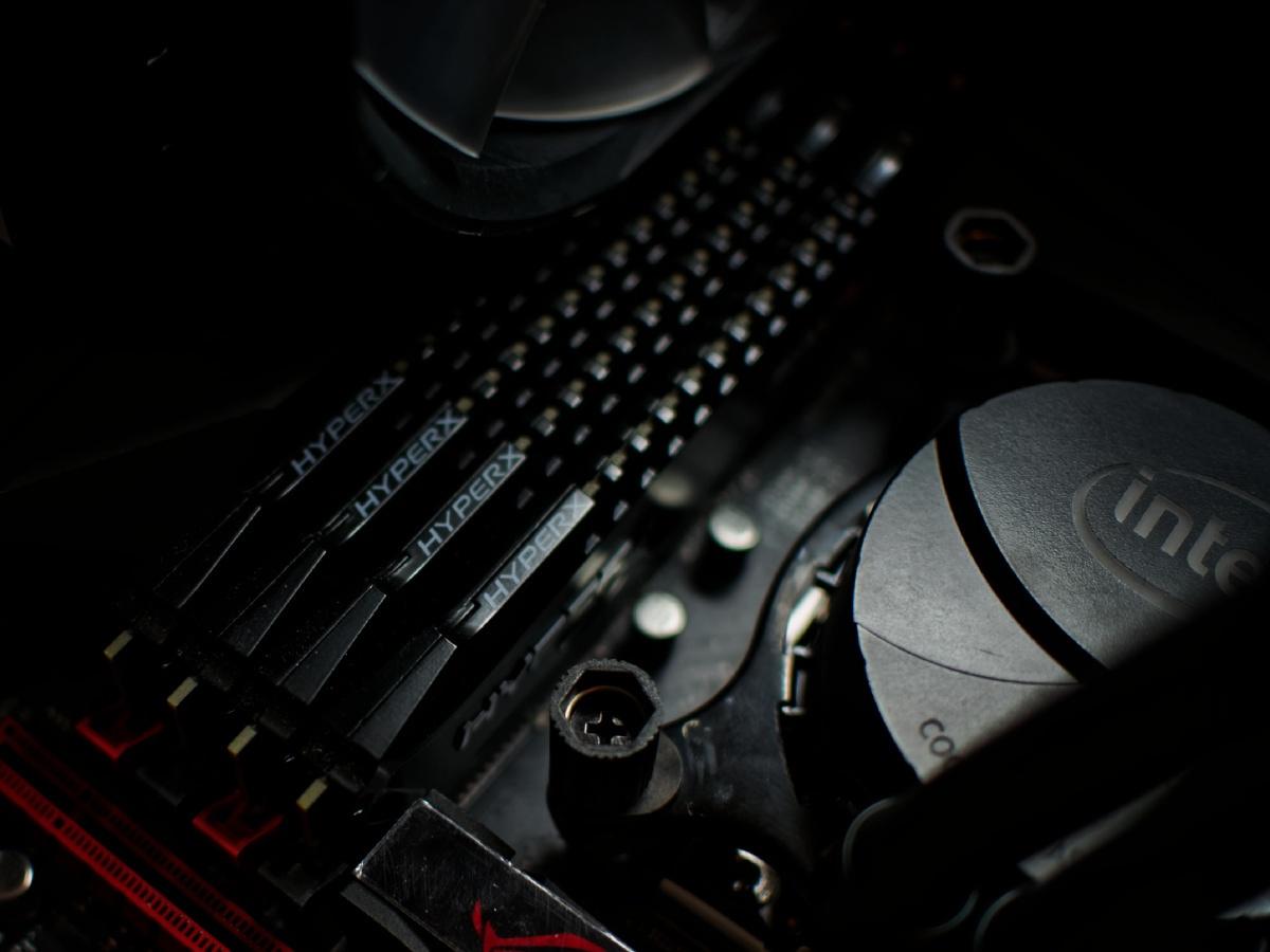 RAMDisk, или что делать если у вас в компьютере 128 гигабайт оперативной памяти - 1