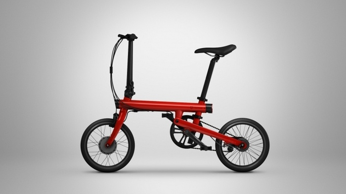 Электровелосипед Xiaomi Mi Qicycle Folding Electric Bicycle оценен в $455 - 2