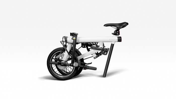 Электровелосипед Xiaomi Mi Qicycle Folding Electric Bicycle оценен в $455 - 3