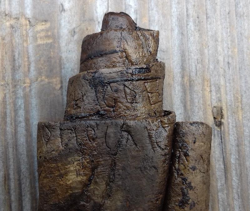 Новгородские археологи открыли неизвестное древнерусское ругательство - 4
