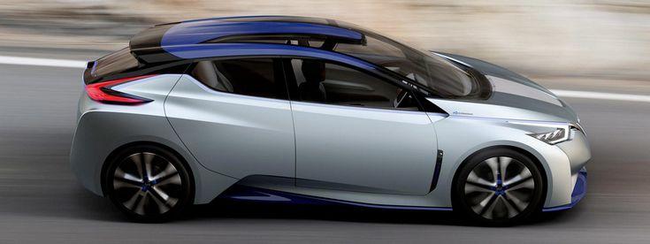 Новый Nissan Leaf получит гораздо более ёмкий аккумулятор