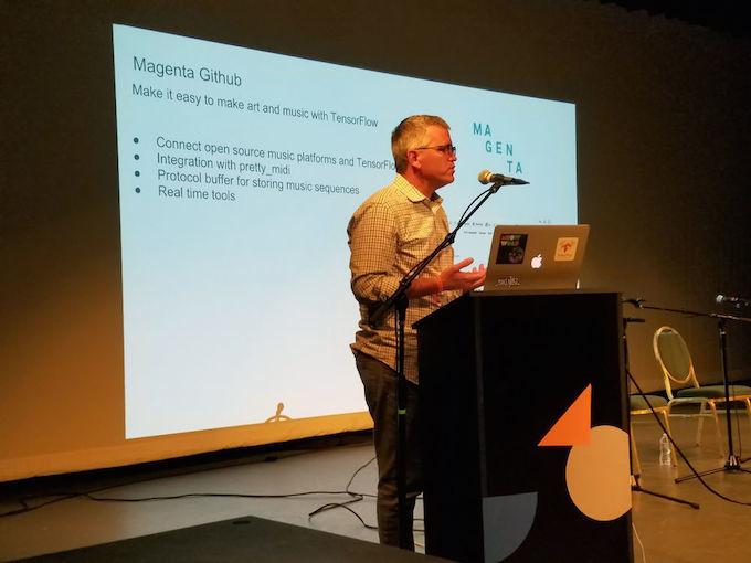 Проект Magenta от Google: способен ли компьютер на творчество? - 2