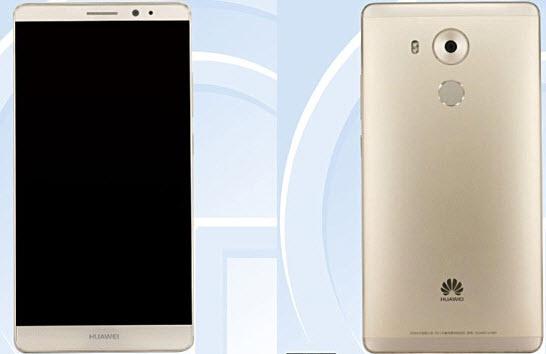 Смартфон Huawei Mate 8 может получить версию с дисплеем, чувствительным к силе нажатия