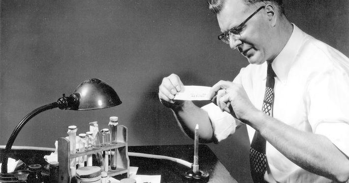 Честер Карлсон — изобретатель «ксерокса» - 4
