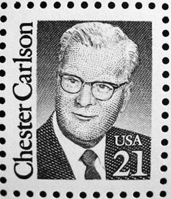 Честер Карлсон — изобретатель «ксерокса» - 8