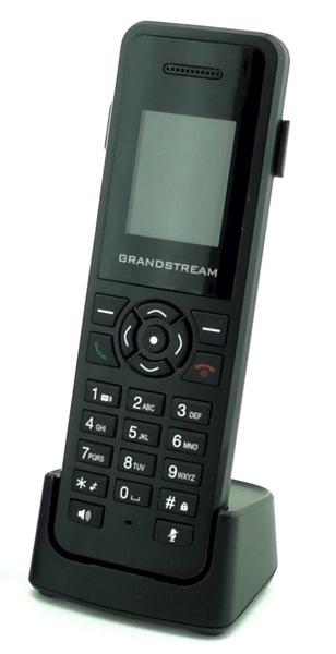 Обзор нового DECT IP телефона Grandstream DP750-DP720 - 6