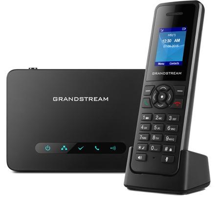 Обзор нового DECT IP телефона Grandstream DP750-DP720 - 1