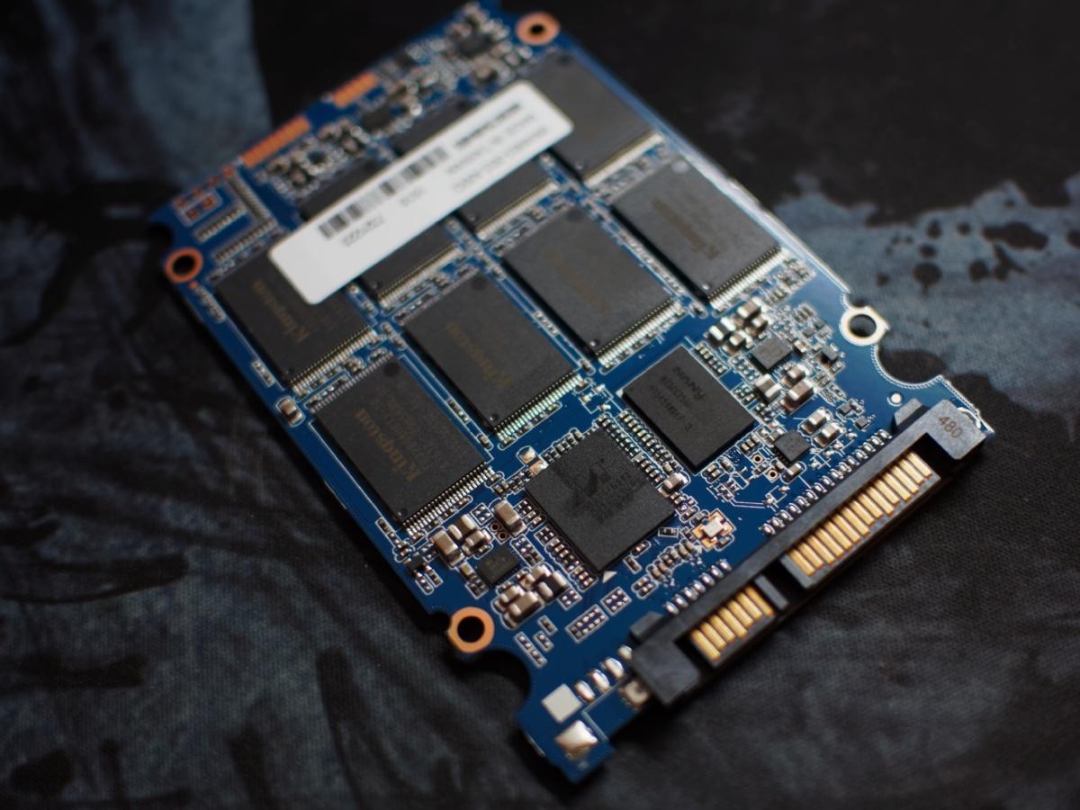 Обзор твердотельного накопителя Kingston UV400 480 Gb — SSD с «изюмом» - 5