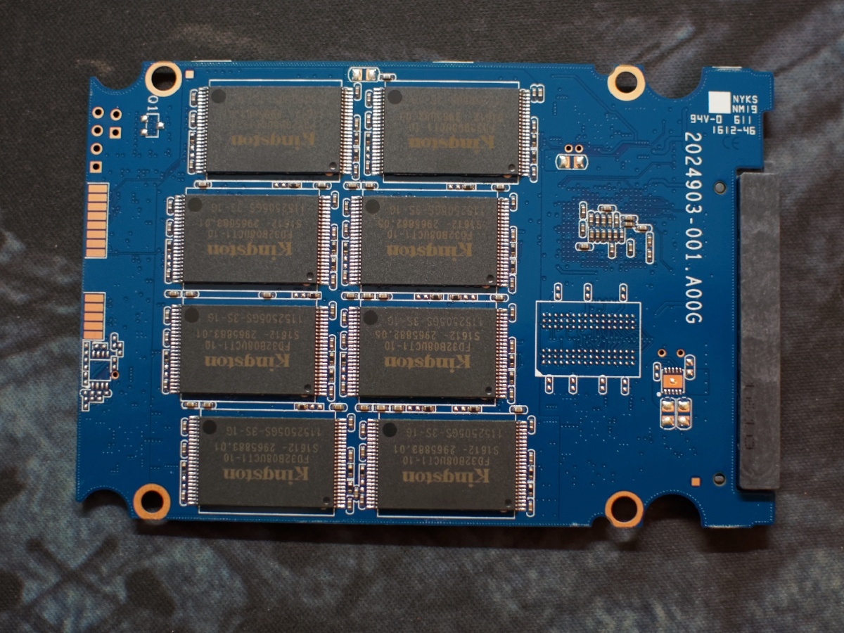 Обзор твердотельного накопителя Kingston UV400 480 Gb — SSD с «изюмом» - 6