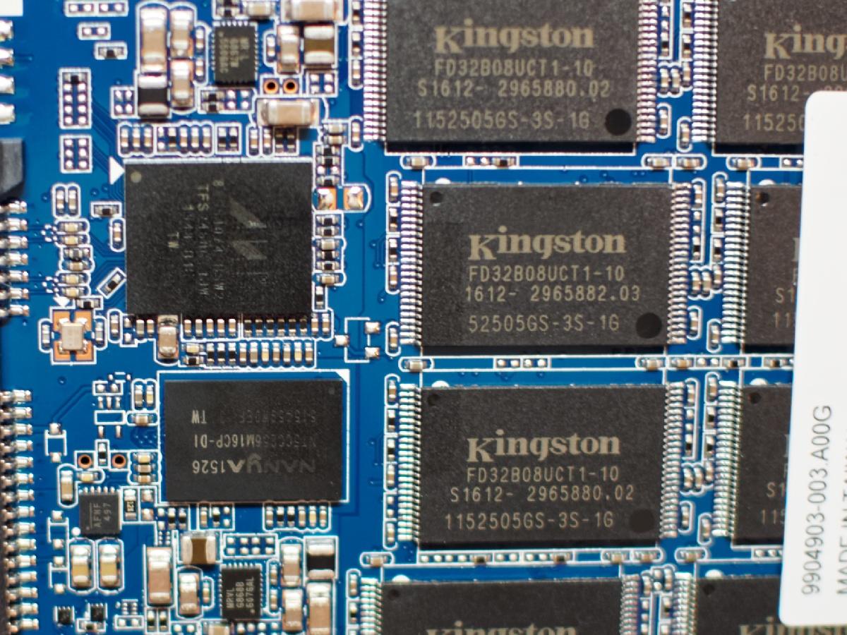 Обзор твердотельного накопителя Kingston UV400 480 Gb — SSD с «изюмом» - 7