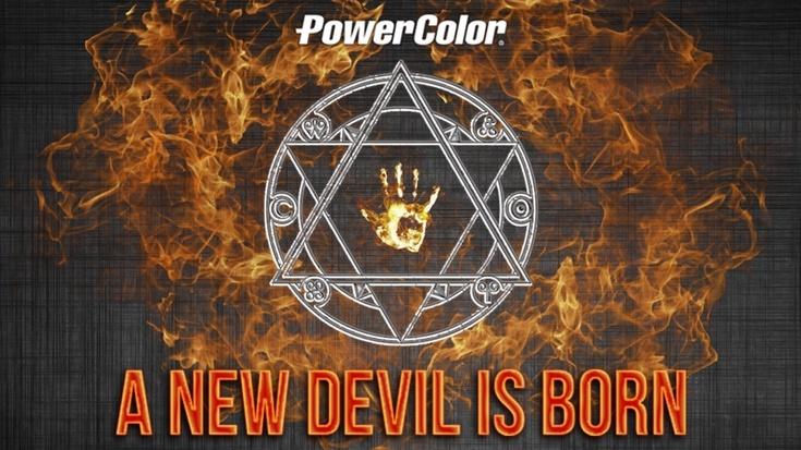 PowerColor может выпустит карту Radeon RX 480 Devil