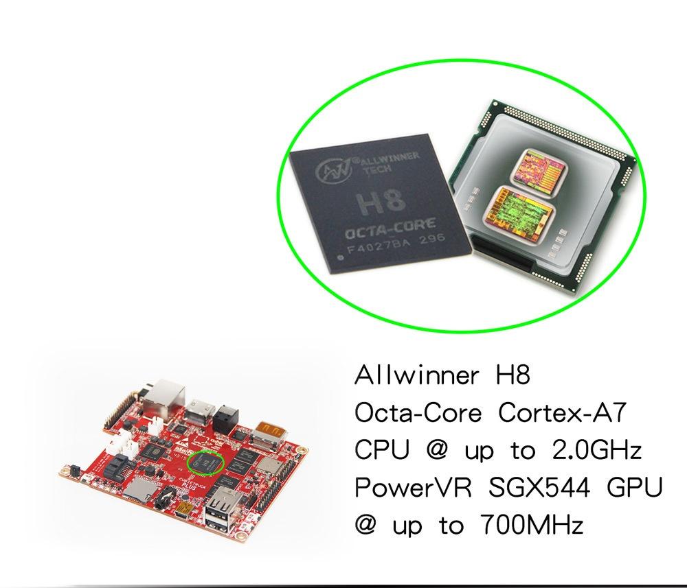 Анонсирован Cubieboard 5-Cubietruck Plus и HDD-RAID Shield - 11