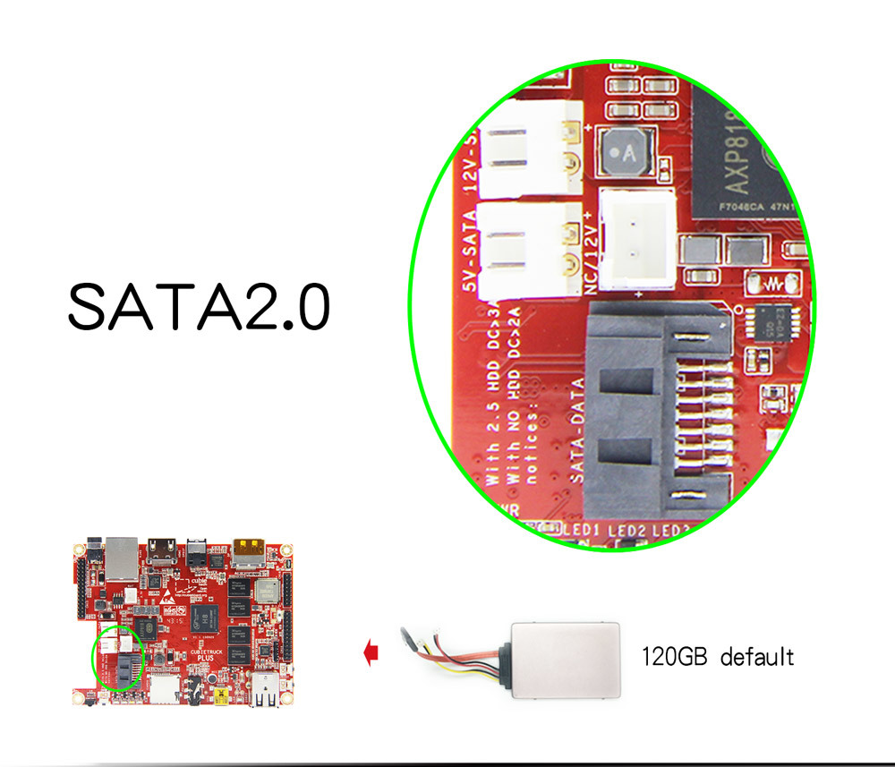 Анонсирован Cubieboard 5-Cubietruck Plus и HDD-RAID Shield - 16