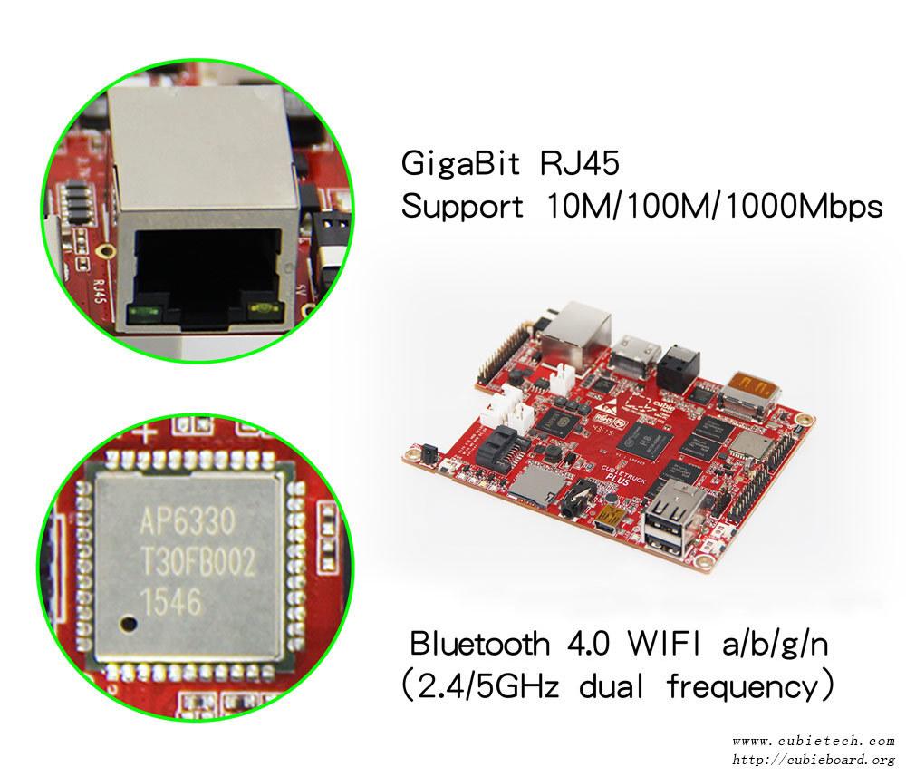 Анонсирован Cubieboard 5-Cubietruck Plus и HDD-RAID Shield - 21