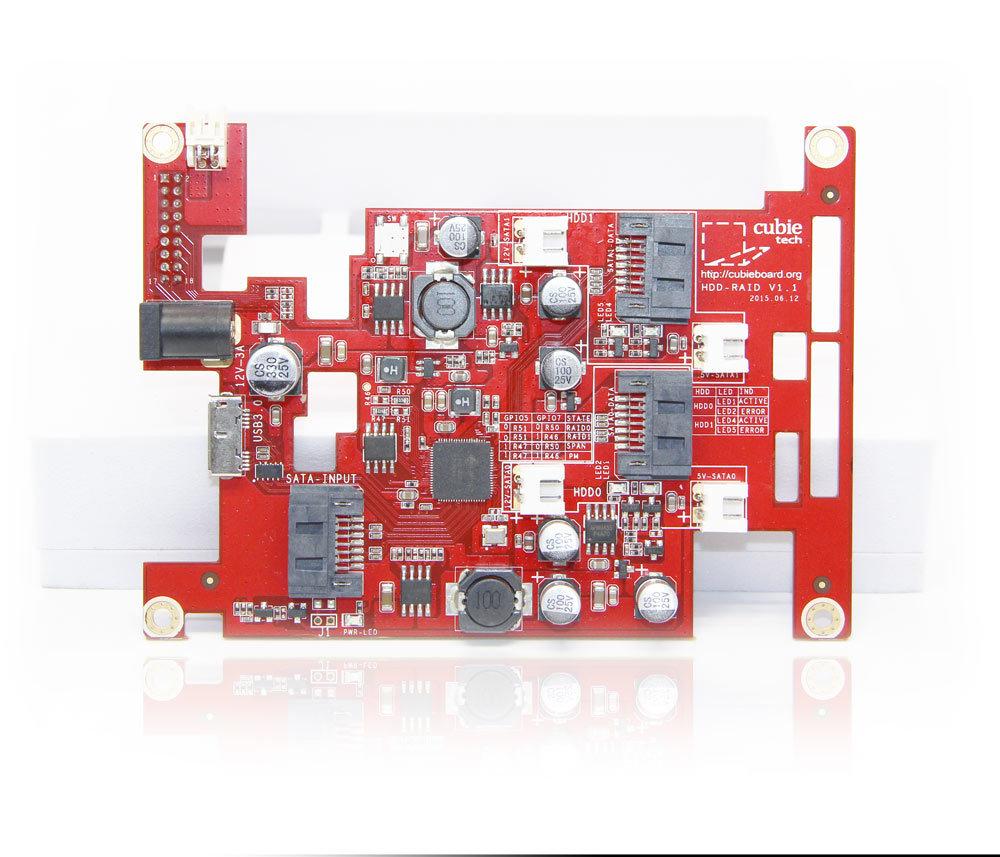 Анонсирован Cubieboard 5-Cubietruck Plus и HDD-RAID Shield - 24