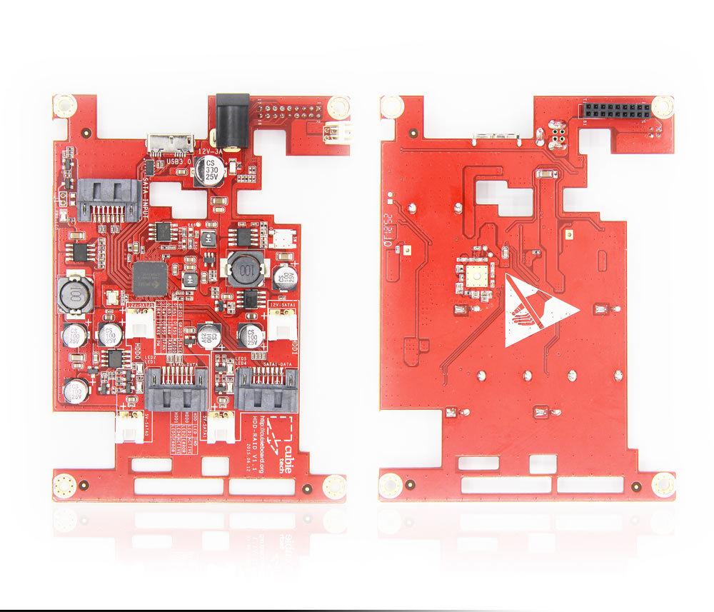 Анонсирован Cubieboard 5-Cubietruck Plus и HDD-RAID Shield - 25