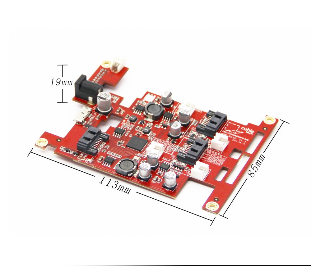 Анонсирован Cubieboard 5-Cubietruck Plus и HDD-RAID Shield - 27