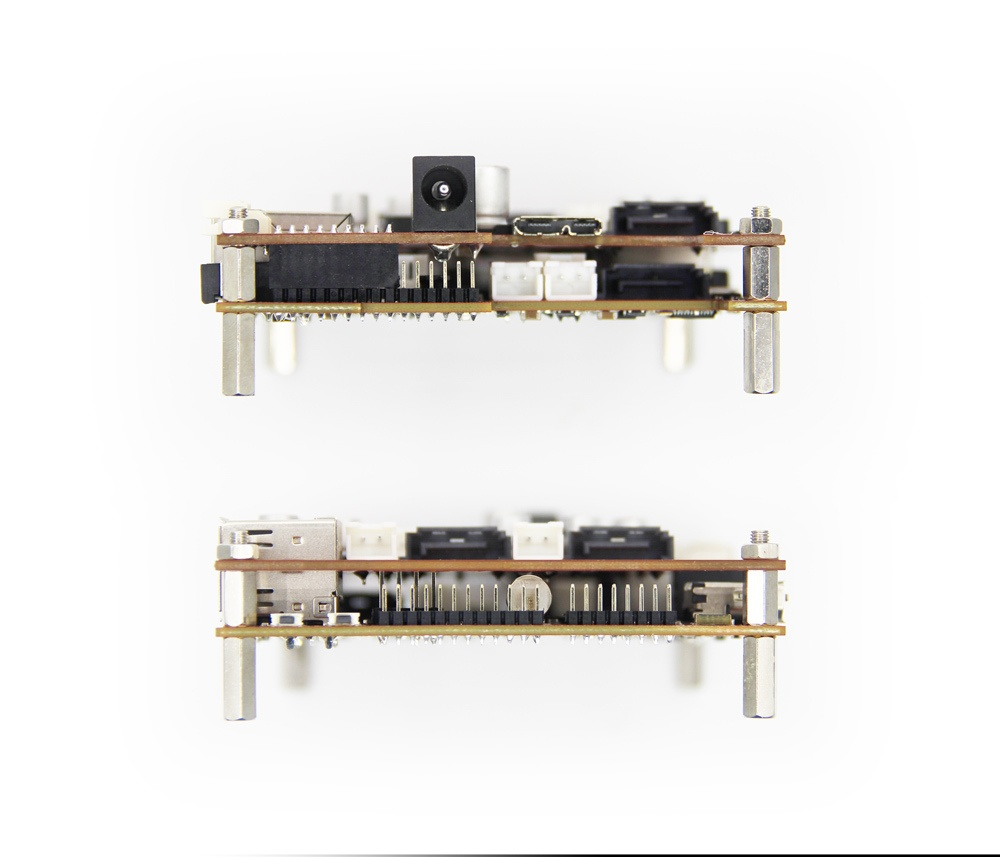Анонсирован Cubieboard 5-Cubietruck Plus и HDD-RAID Shield - 31