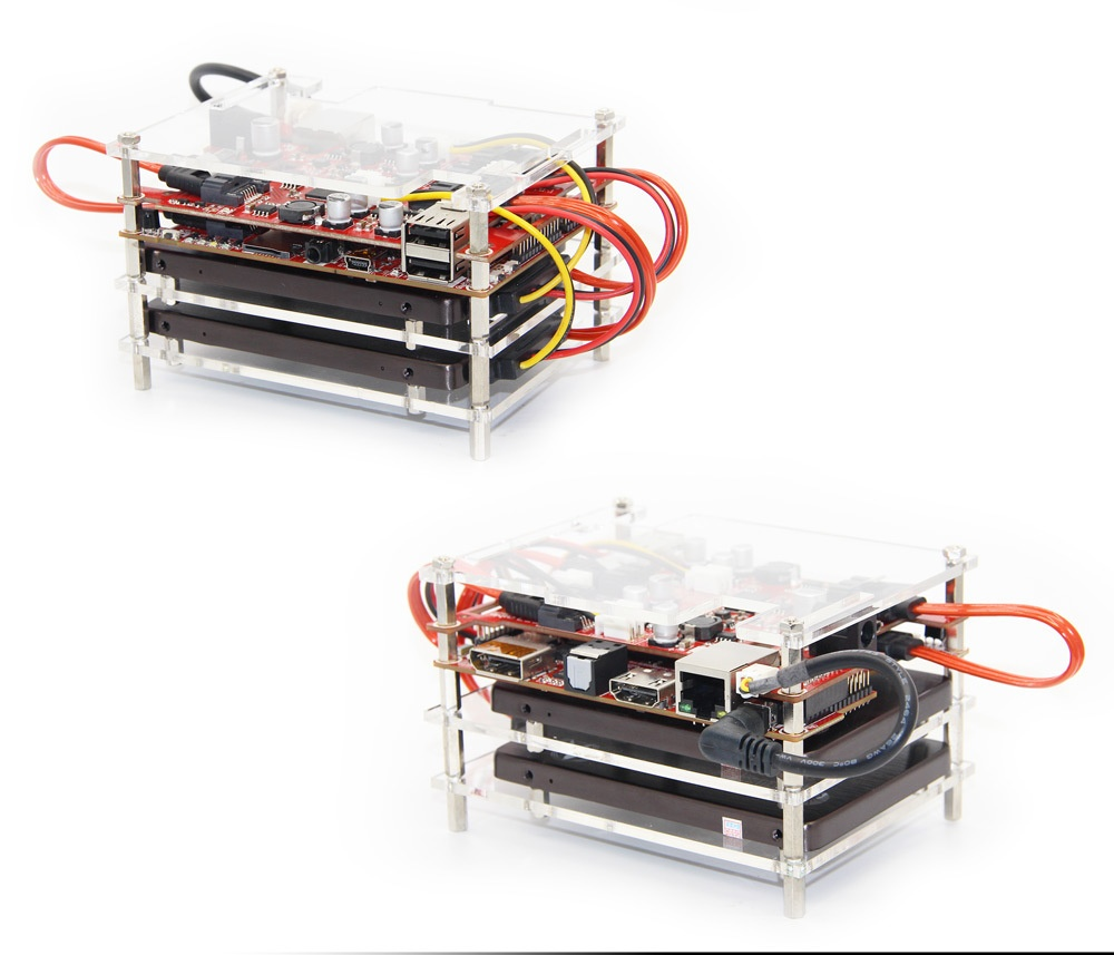Анонсирован Cubieboard 5-Cubietruck Plus и HDD-RAID Shield - 33