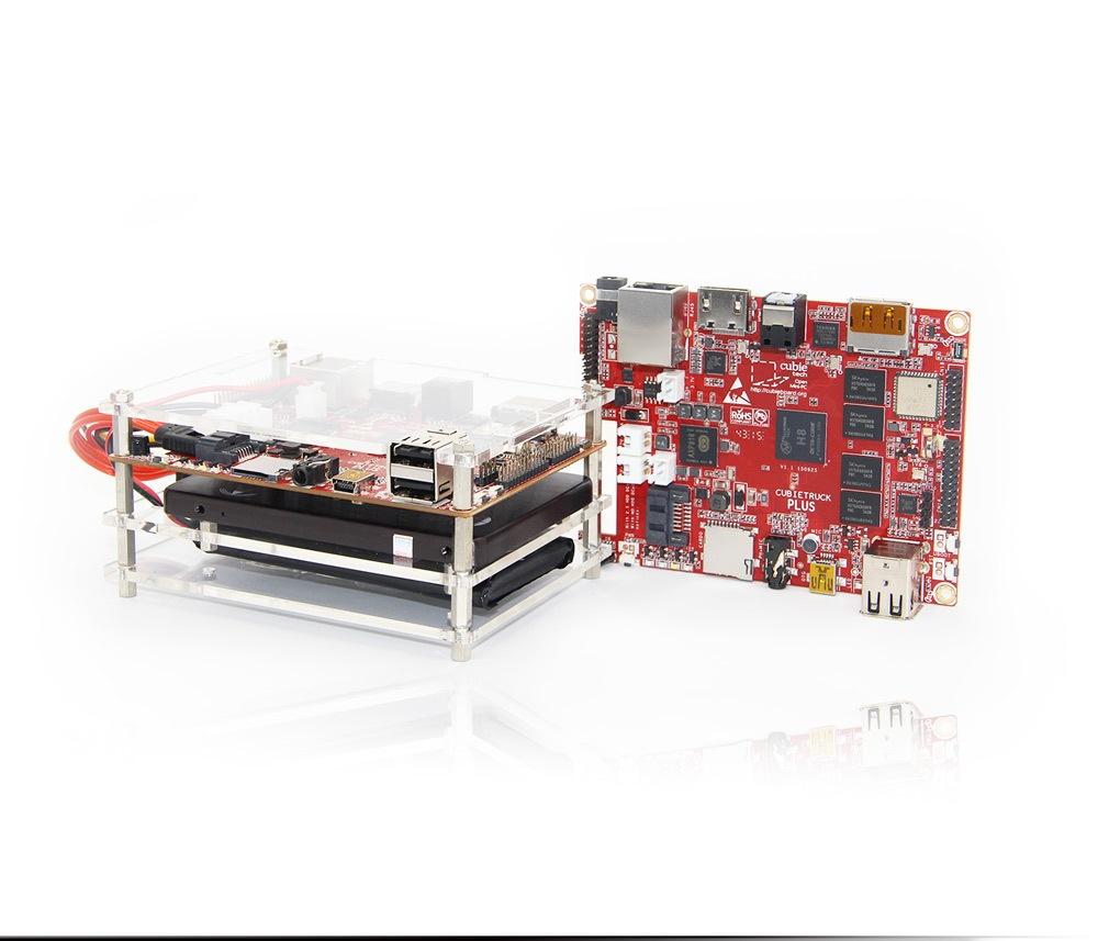 Анонсирован Cubieboard 5-Cubietruck Plus и HDD-RAID Shield - 6