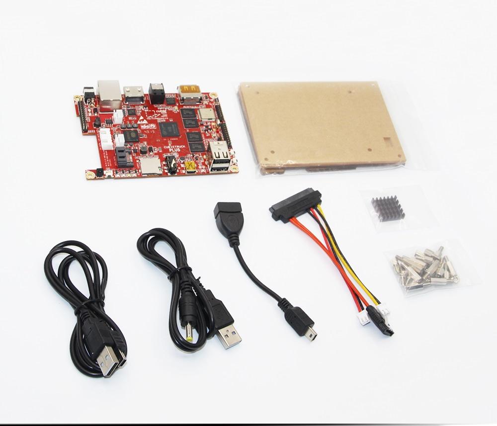 Анонсирован Cubieboard 5-Cubietruck Plus и HDD-RAID Shield - 8