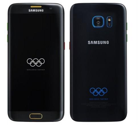 Появились первые подробности о смартфоне Samsung Galaxy S7 Edge Olympic Edition