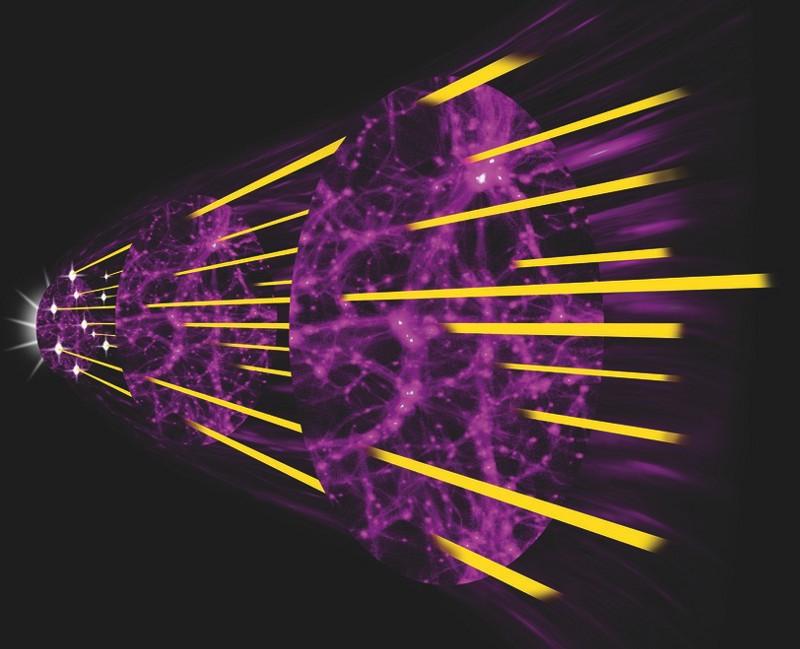 Спросите Итана №64: что происходит с материей при расширении Вселенной? - 9