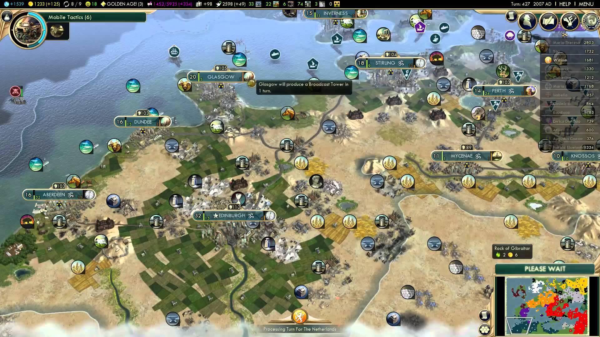 Civilization V будут использовать для обучения в школах - 6