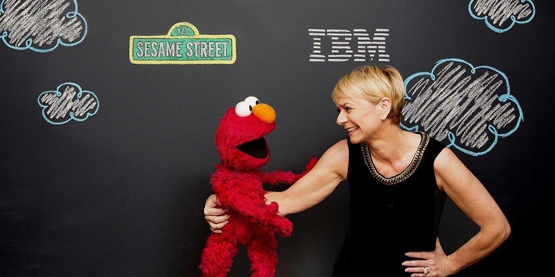 IBM и создатели «Улицы Сезам» помогут детям лучше учиться - 1