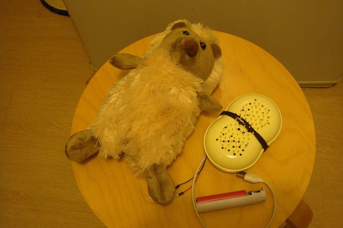 Еж — птица говорящая [если с MP3-плеером] - 10