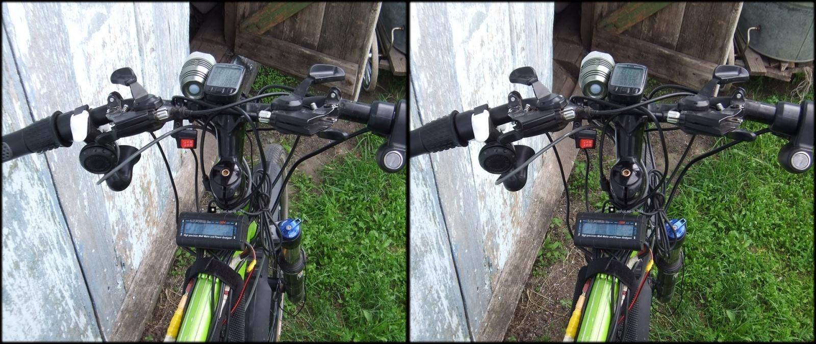 Электровелосипед — доступность и эффективность на личном примере - 11